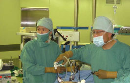 手術 仕事 嚢腫 復帰 卵巣